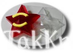 Звезда Защитнику отечества, пластиковая форма