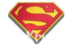 Супермен, пластиковая форма