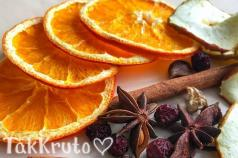 Апельсин, отдушка Франция