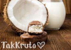 Кокос и шоколад (Баунти), отдушка Россия