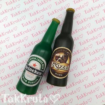Бутылка пива (TakKruto), силиконовая форма