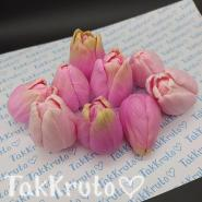 Тюльпаны-микс-9 (TakKruto), силиконовая форма