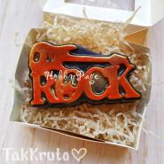 Rock, форма для мыла пластиковая (HobbyPage)