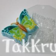 Бабочка, пластиковая форма