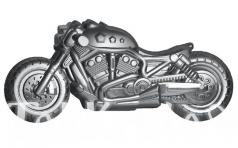 Мотоцикл, пластиковая форма