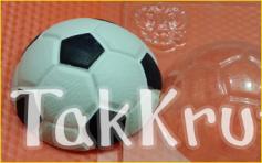 Мяч, пластиковая форма