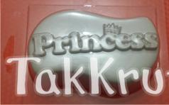 Принцесса, пластиковая форма