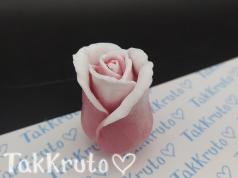 Роза Ди №1 (TakKruto), силиконовая форма