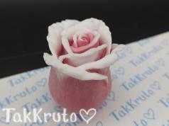 Роза Ди №2 (TakKruto), силиконовая форма