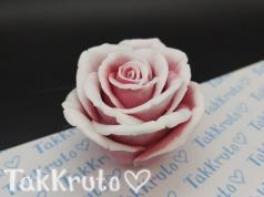 Роза Ди №3 (TakKruto), силиконовая форма