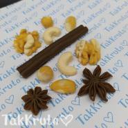 Ассорти орехов и специй (TakKruto), силиконовая форма
