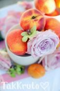 Бархатистая роза и персик, отдушка Россия