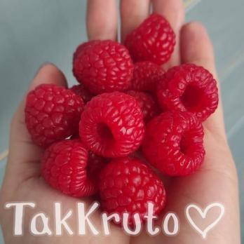 Малинки букетные-12 (TakKruto), силиконовая форма