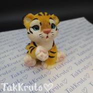 Тигр Алёша (TakKruto), силиконовая форма