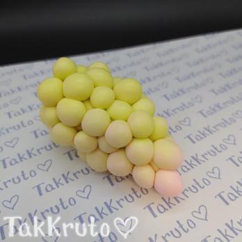 Гроздь винограда (TakKruto), силиконовая форма