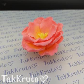 Фиалка Розмари (TakKruto), силиконовая форма
