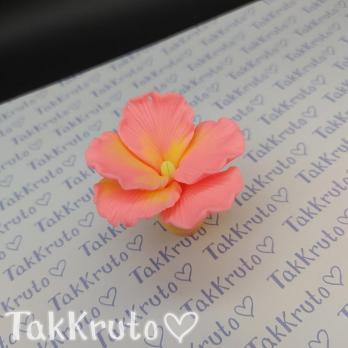 Анютины глазки (TakKruto), силиконовая форма