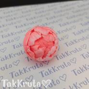 Пион Рэд 1 (TakKruto), силиконовая форма