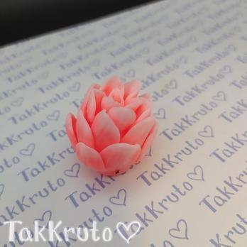 Георгин Триумф 1 (TakKruto), силиконовая форма