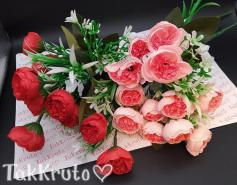 Пионы Люкс, 6 расцветок