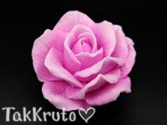 Роза Клио 3 (TakKruto), силиконовая форма