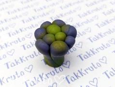 Суккулент Литопс (TakKruto), силиконовая форма