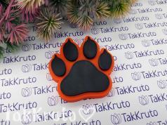 Лапка тигра (TakKruto), силиконовая форма
